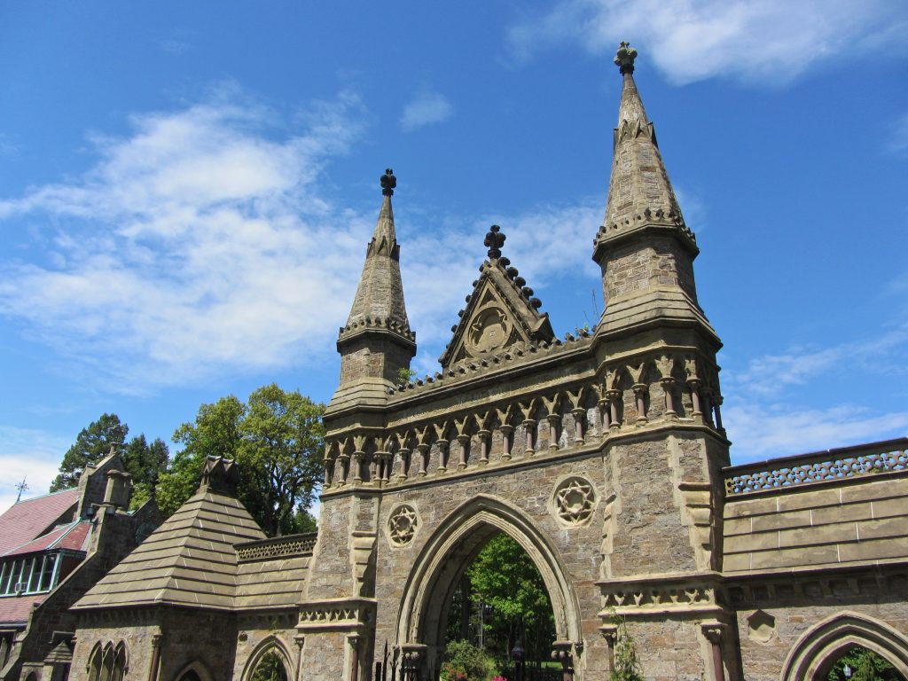 forest hill cemetery