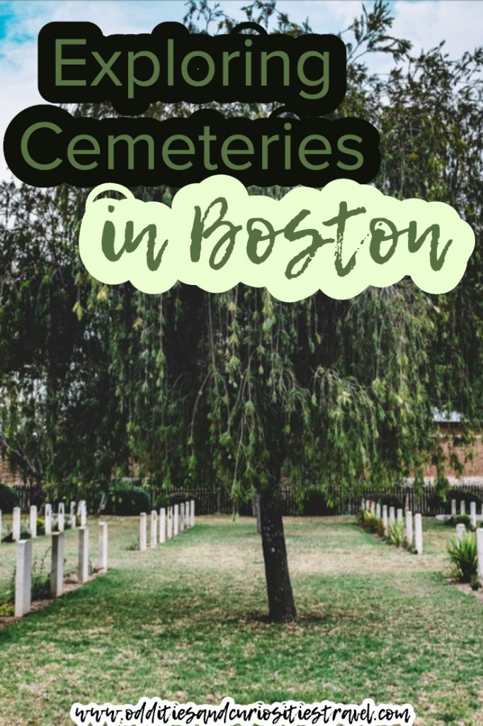 garden cemeteries in boston