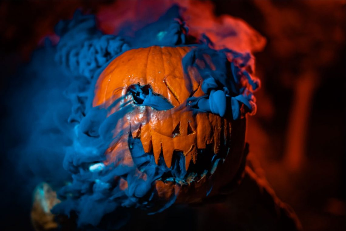 haunted houses in nashville | pumpkin