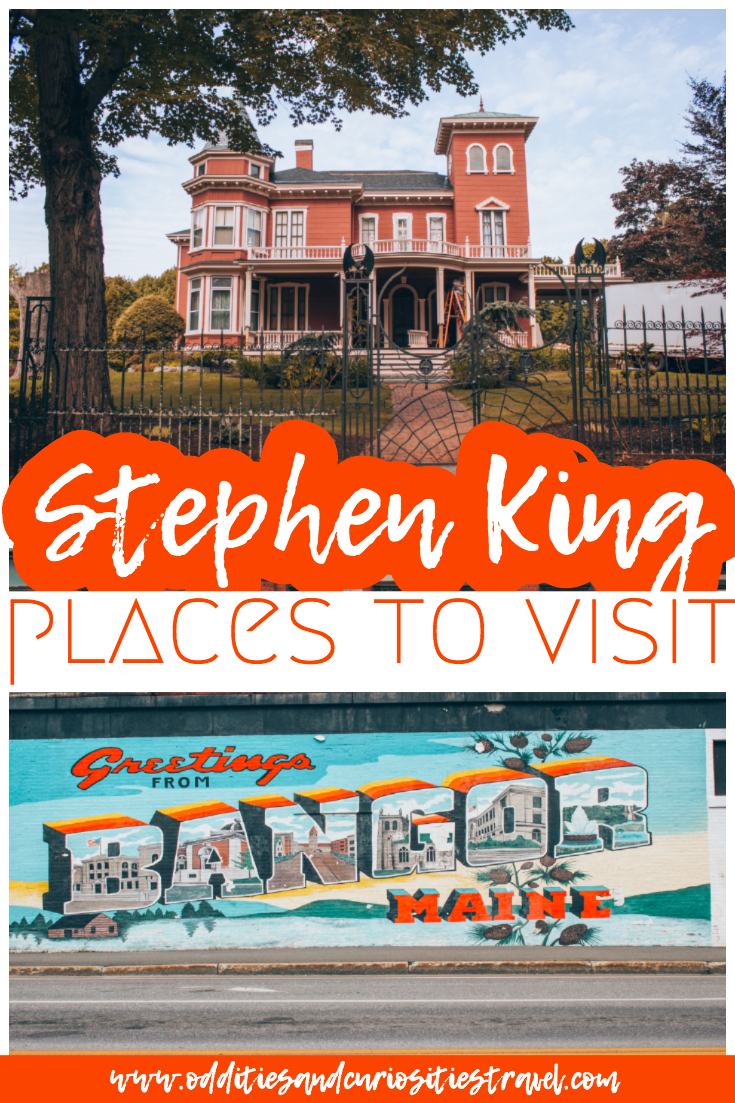 stephen king tour