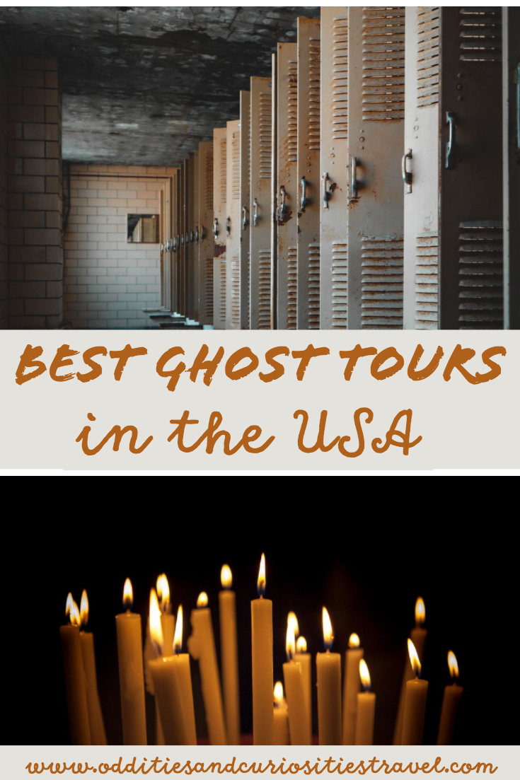 best ghost tours in the us