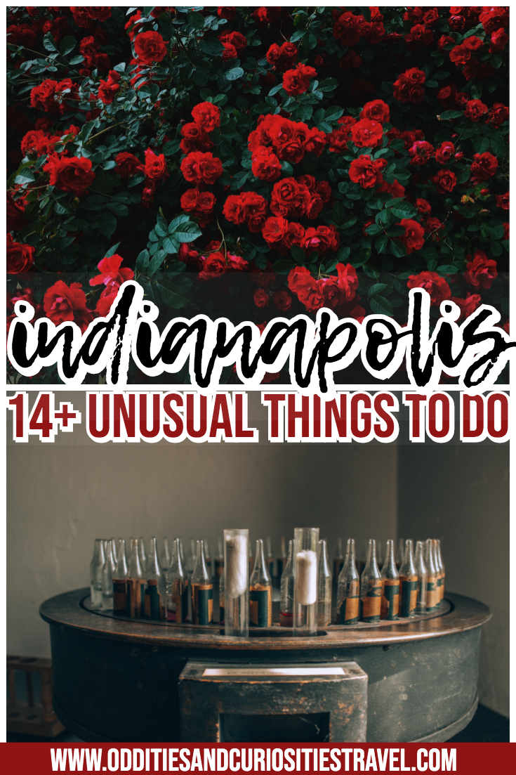weird things to do in indianapolis