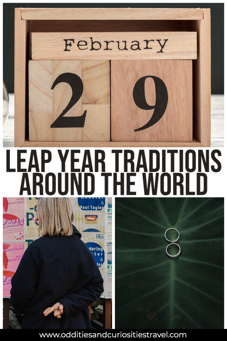 leap year traditions