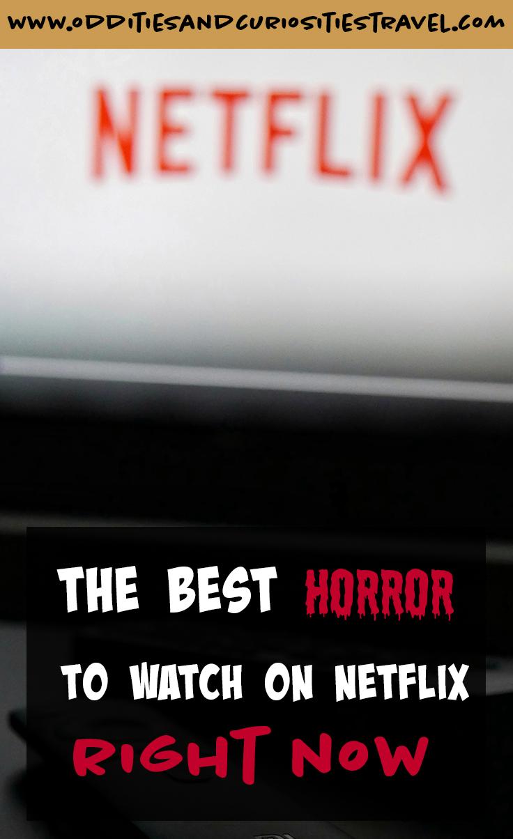 best horror on netflix