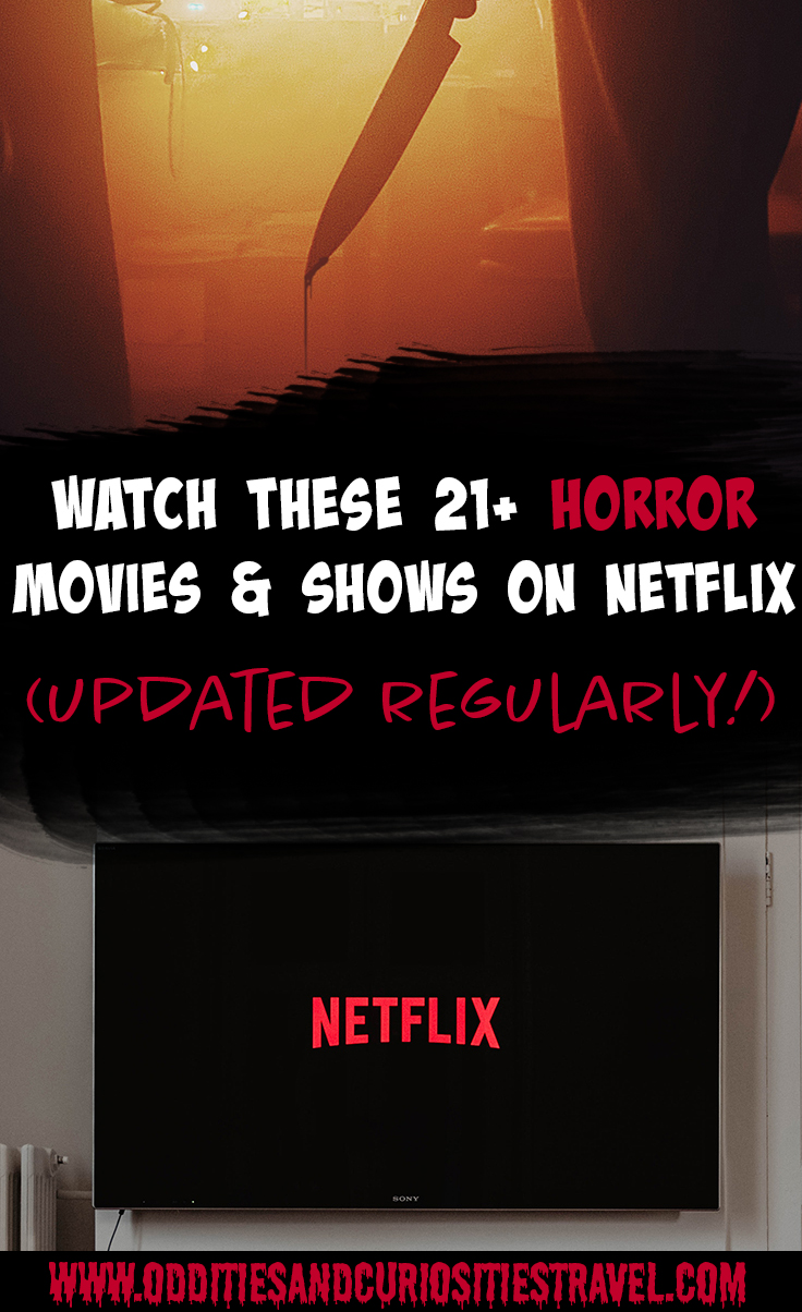 best horror on netflix