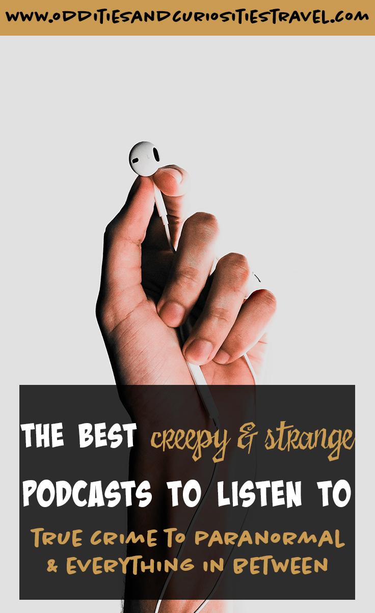 weird podcasts