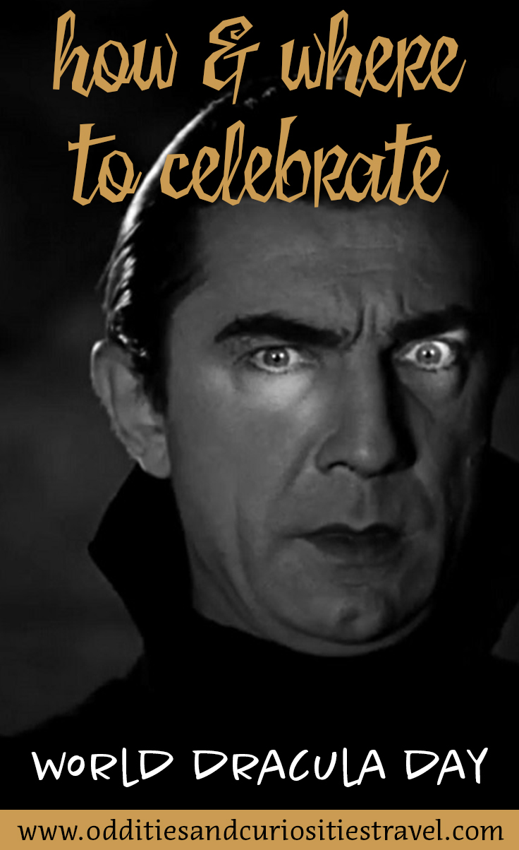 world dracula day